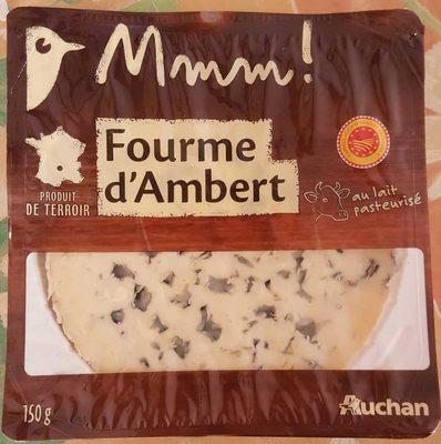 Fourme d'Ambert - Product - fr