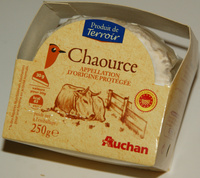 Chaource AOP (22% MG) - 250 g - Product