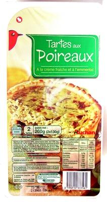 Tartes aux Poireaux - Produit