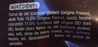 Brioche tressée vendéenne - Ingrediënten