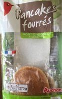 Pancakes Fourrés goût Chocolat Noisettes - Product - fr