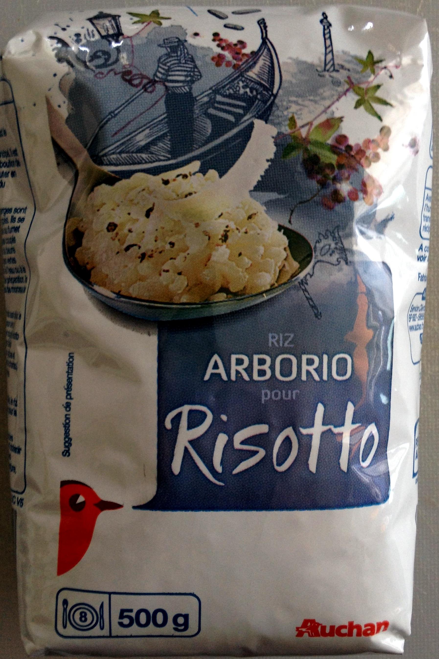Riz Arborio pour Risotto - Produit - fr
