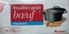 Bouillon goût Boeuf dégraissé - 100 g - Auchan - Product