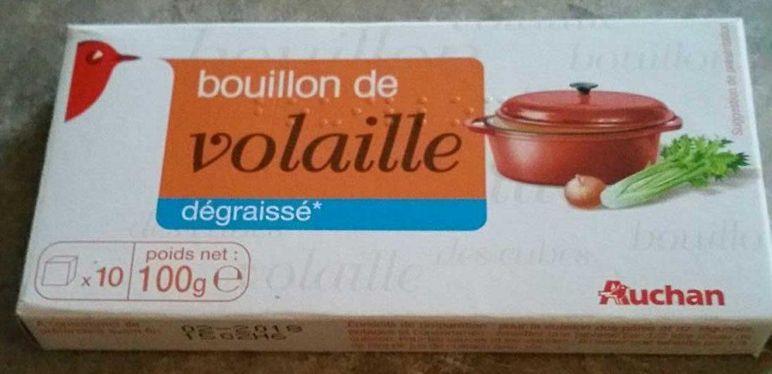 Bouillon de Volaille - Product - fr