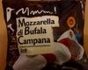 Mozzarella di Bufala Campana AOP - 210 g - Auchan - Produit