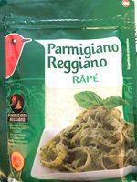 Parmigiano Reggiano rapé - Produit - fr
