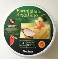 Parmigiano Reggiano copeaux (28,4% MG) - Produit - fr