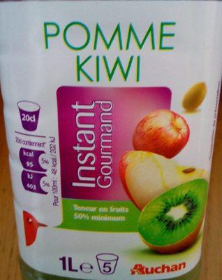 Jus pomme kiwi - Produit