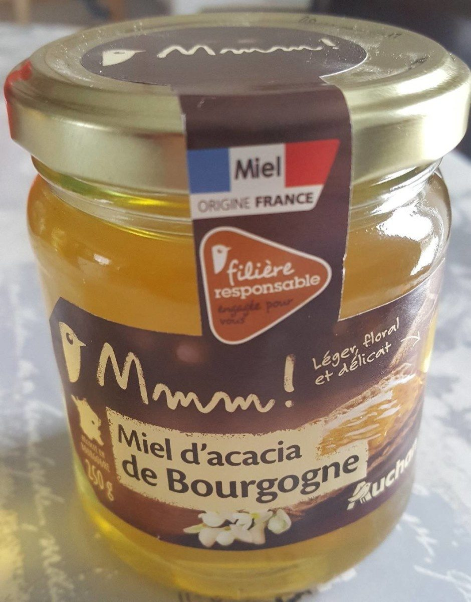 miel d'acacia auchan