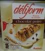 Déliform Chocolat Poire - Produit
