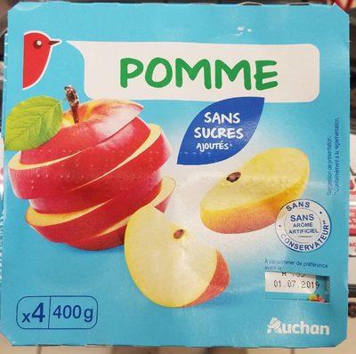 Purées de fruits Pomme - Product