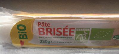 Pâte Brisée - Produit - fr