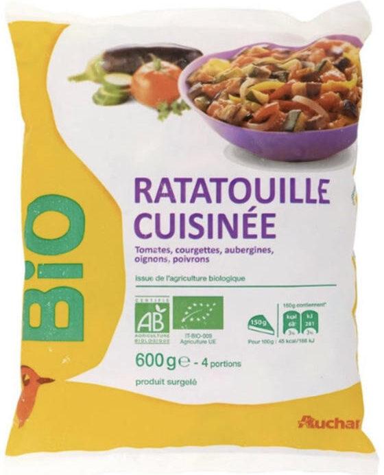 Ratatouille cuisinée surgelée - Produit - fr
