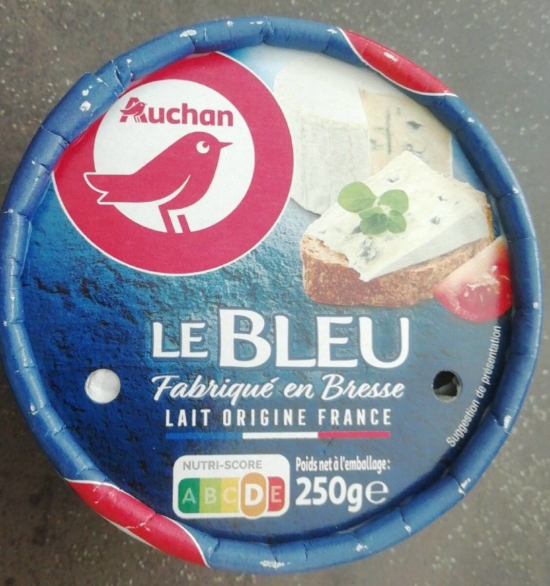 Le Bleu (34 % MG) - Produit - fr