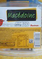 Macédoine - mayonnaise - Produit - fr
