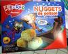 Nuggets de poisson surgelés préfrits - Produit