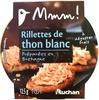 Rillettes de thon blanc - Product