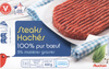 Steaks hachés 100% pur boeuf 5% matières grasses - Product