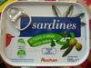 Sardines à l'huile d'olive vierge extra (Lot de 2 boîtes) - Prodotto