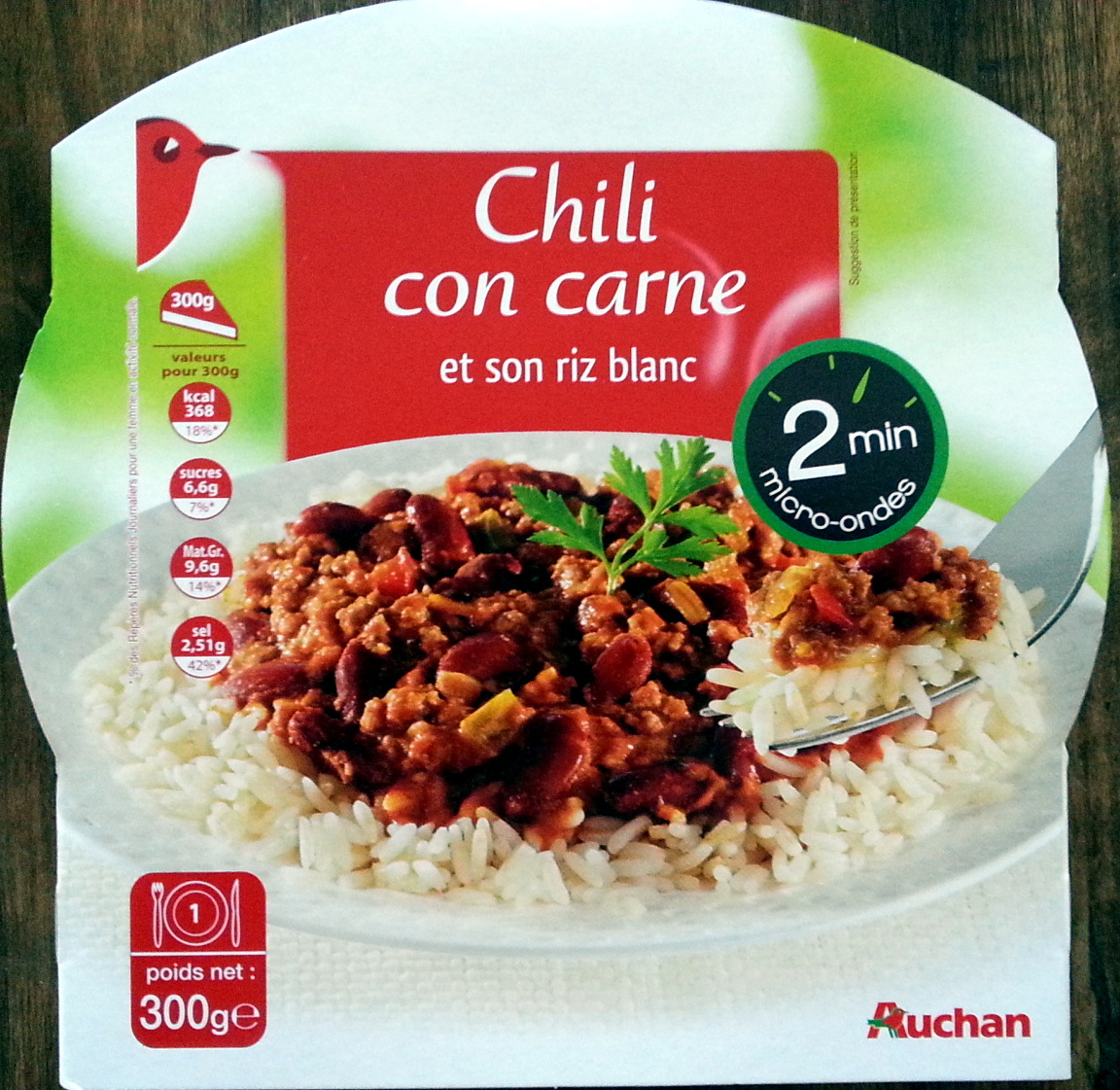 Chili con carne - Produkt - fr