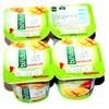 Lait fermenté au Bifidus, aromatisé à la mangue avec des mordeaux de fruits - Product