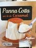 Panna Cotta sur lit de Caramel - Product