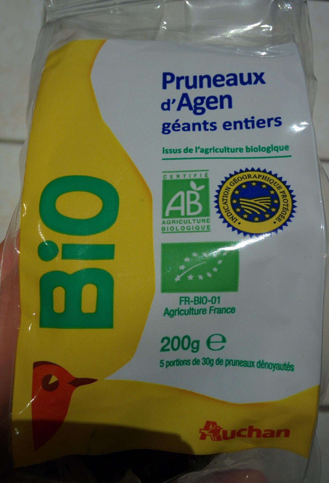 Bio pruneaux - Produit - fr