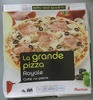 La Grande Pizza Royale Cuit sur Pierre - Product