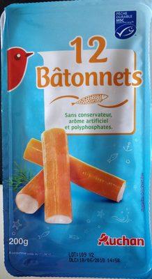 12 Bâtonnets - Product