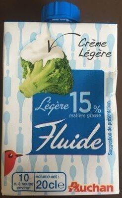 Crème légère fluide 15% - Prodotto - fr