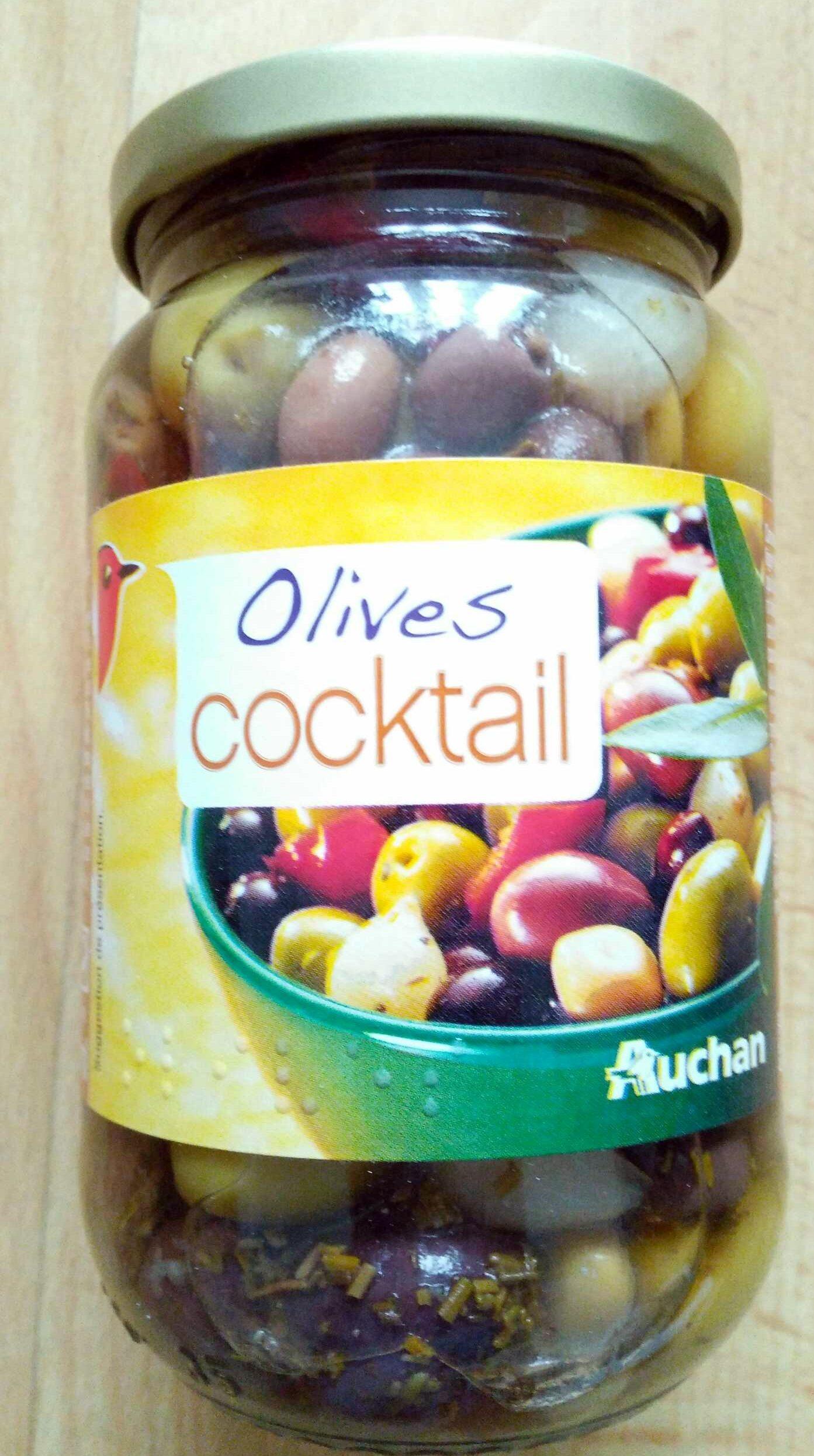 Olives cocktail - Produit - fr