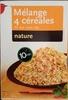 Mélange 4 céréales nature - Product