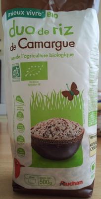 Duo de riz de Camargue - Product