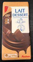 Chocolat Lait Dessert - Product - fr