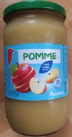 Purée de fruits pomme - Product