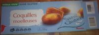 Coquilles moelleuses mieux vivre sans gluten - Produit - fr