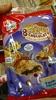 8 Crêpes Fourrées Chocolat et Billes de Céréales - Produit