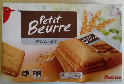 Petit beurre Pocket - Product