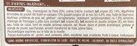 Risotto de Poulet aux Champignons - Ingredienti - fr