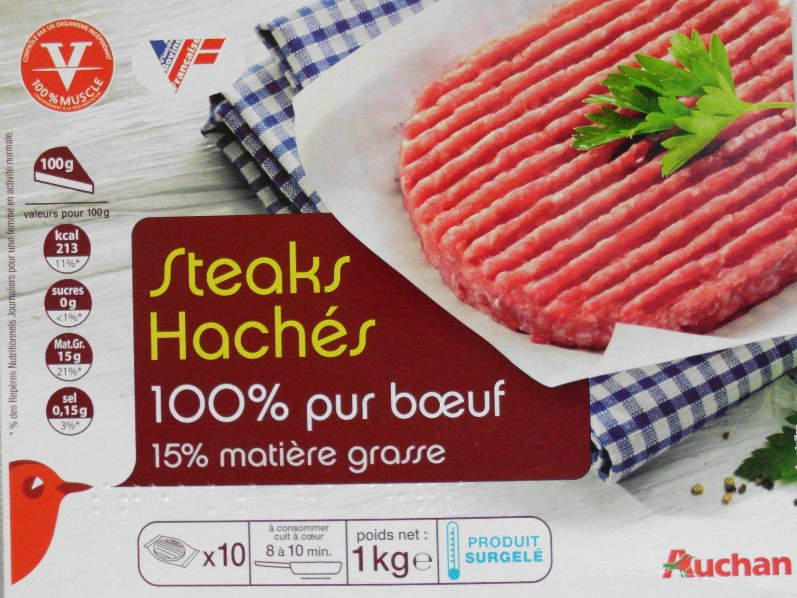 Presse steak haché auchan