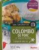 Colombo de Porc et son riz basmati - Produit