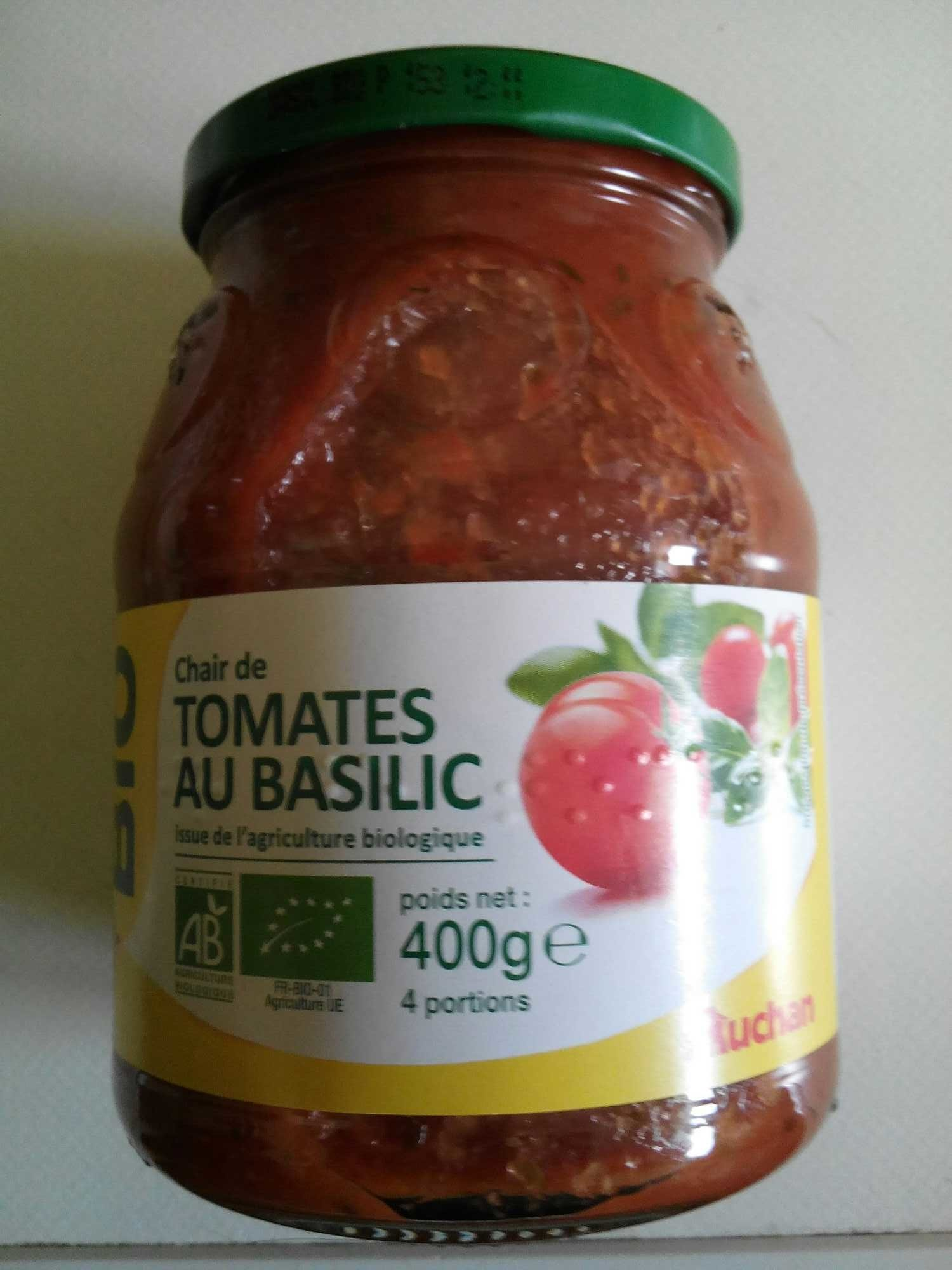 Chair de Tomates au Basilic - Product - fr