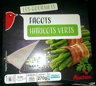 Fagots Haricots Verts - Produit