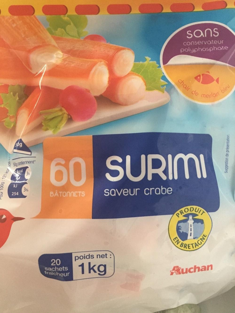 Surimi - Produit - fr