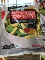 Vapeur haricots et poivrons x3 - Product
