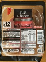 Filet de bacon fumé - Product
