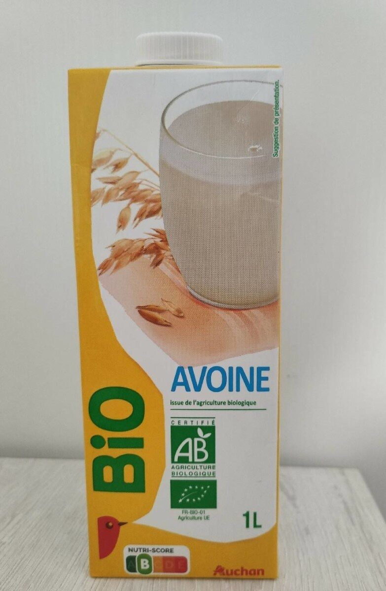 Lait d'avoine - Product - fr