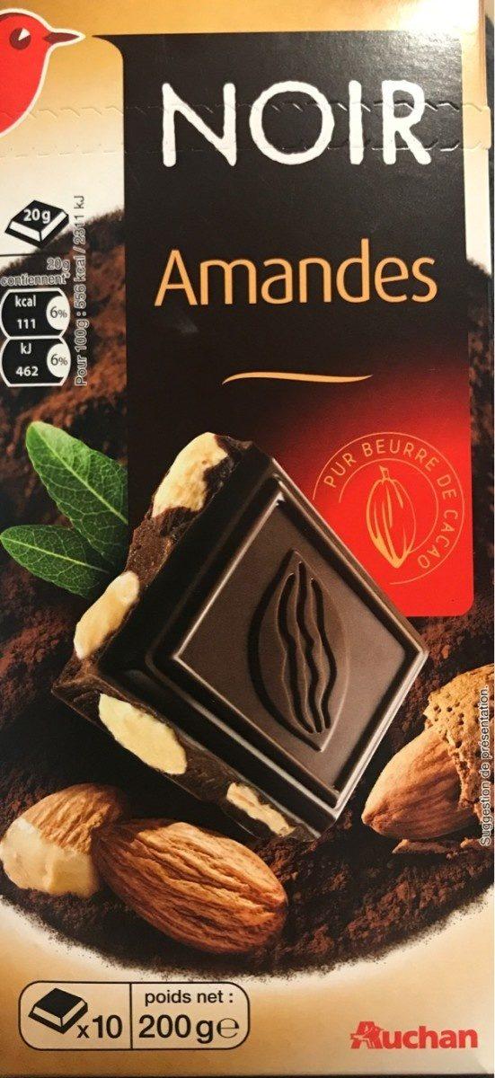 Noir Amandes - Produto - fr