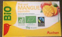 Thé vert d'Inde mangue - Product - fr