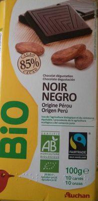 Chocolat noir origine Pérou - Producto
